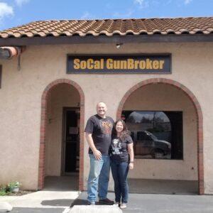 SoCal Gun Broker Mari and Kirk Delph