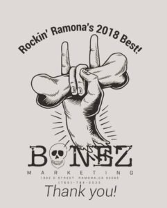 Ramonas Best Print Company 2018